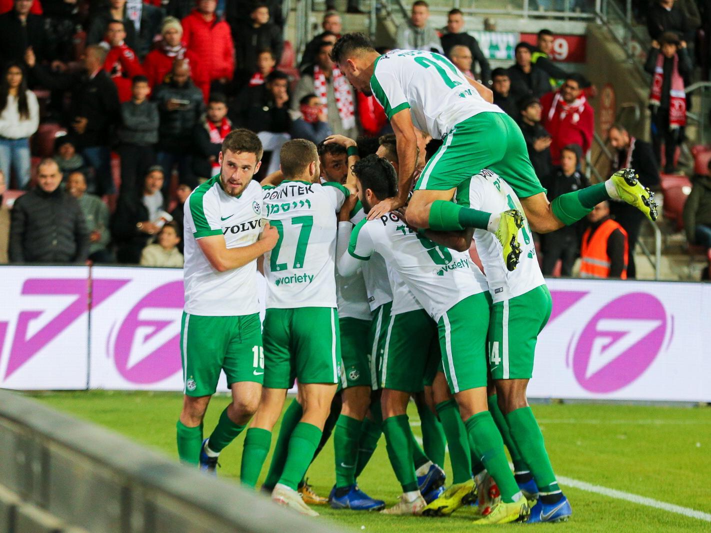 Be'er Sheva - Maccabi 0:2