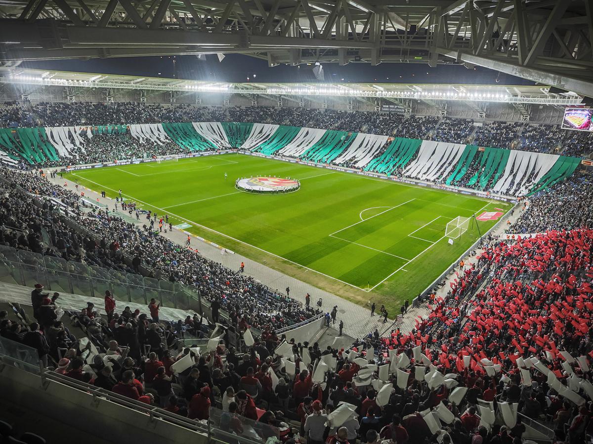 ผลการค้นหารูปภาพสำหรับ sammy ofer stadium