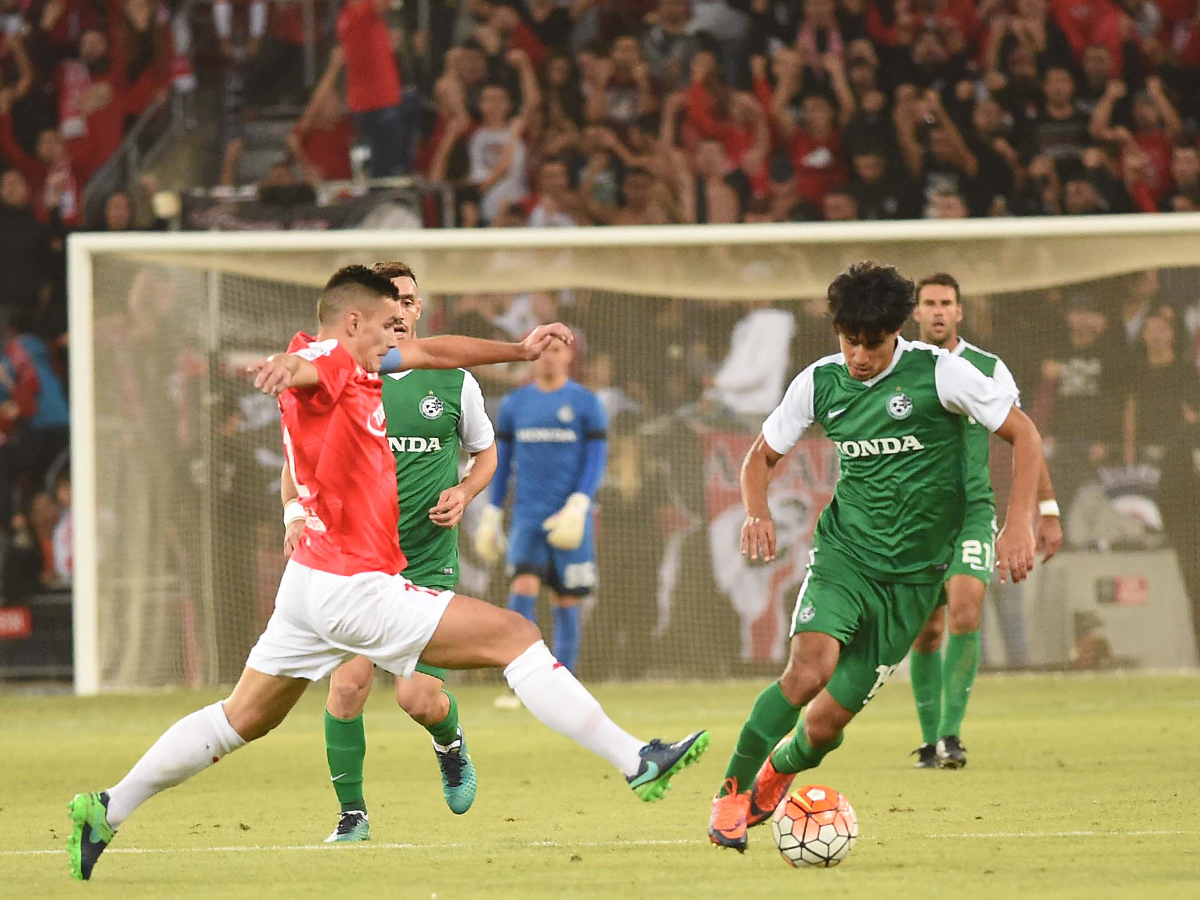 Haifa Falls to Hapoel Beer Sheva in the Toto Cup