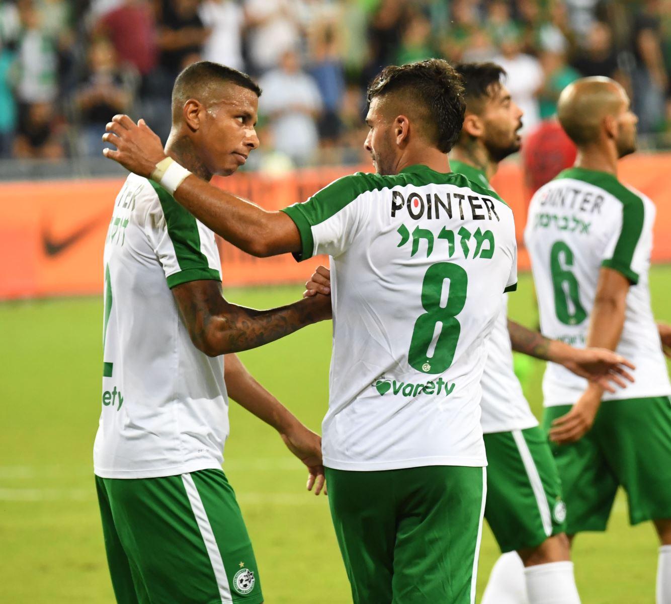 מכבי חיפה מנצחת 0:1 את מ.ס.ע אשדוד