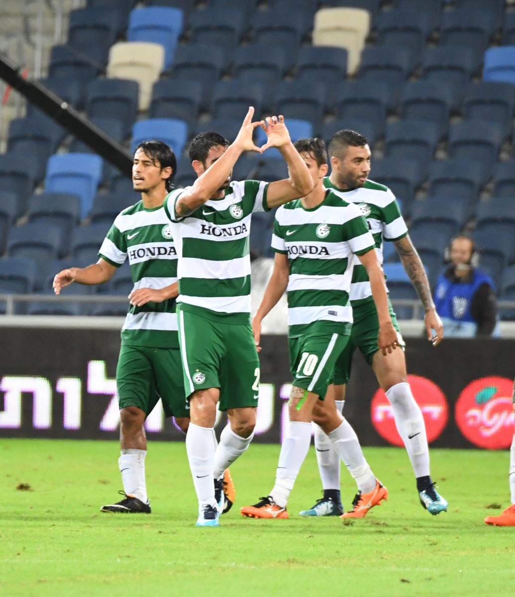 Maccabi Haifa beats Bnei Sakhnin 2:0