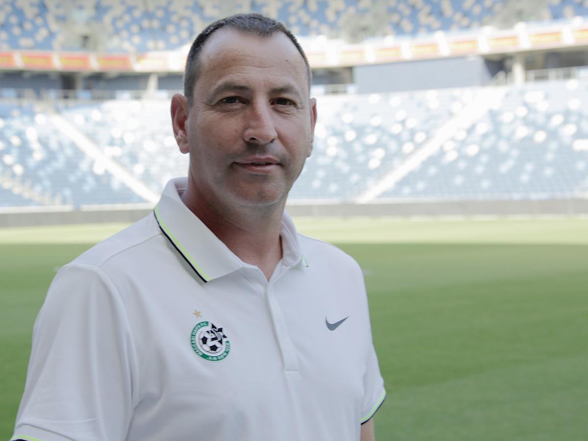 מרדכי מונה כעוזר מאמן שני