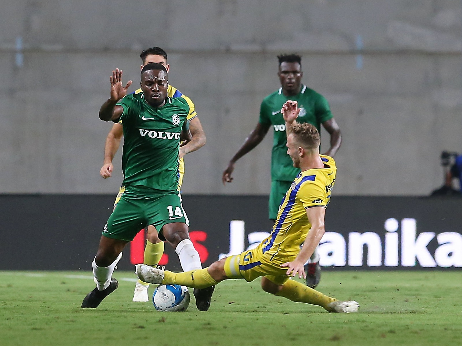 Maccabi – Maccabi Tel Aviv 1:2