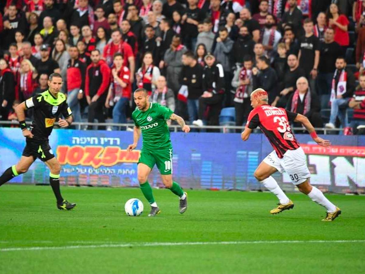 Hapoel - Maccabi 0:0