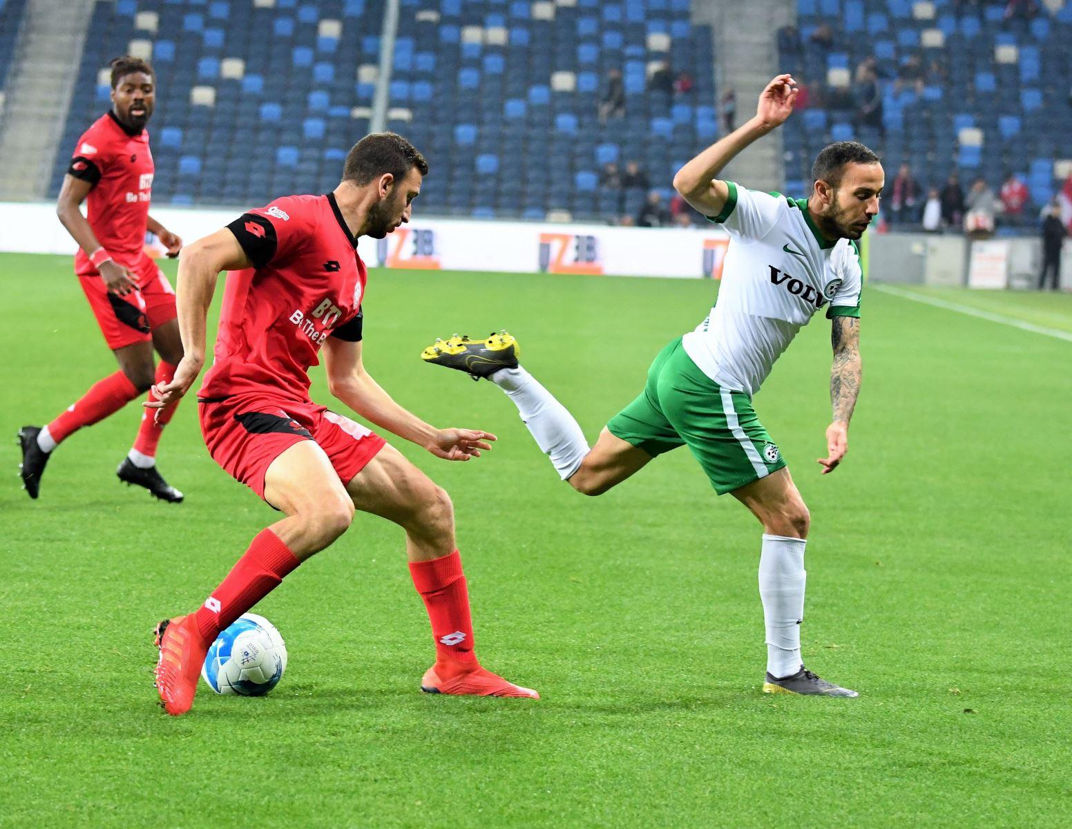 Maccabi - Hadera 1:3