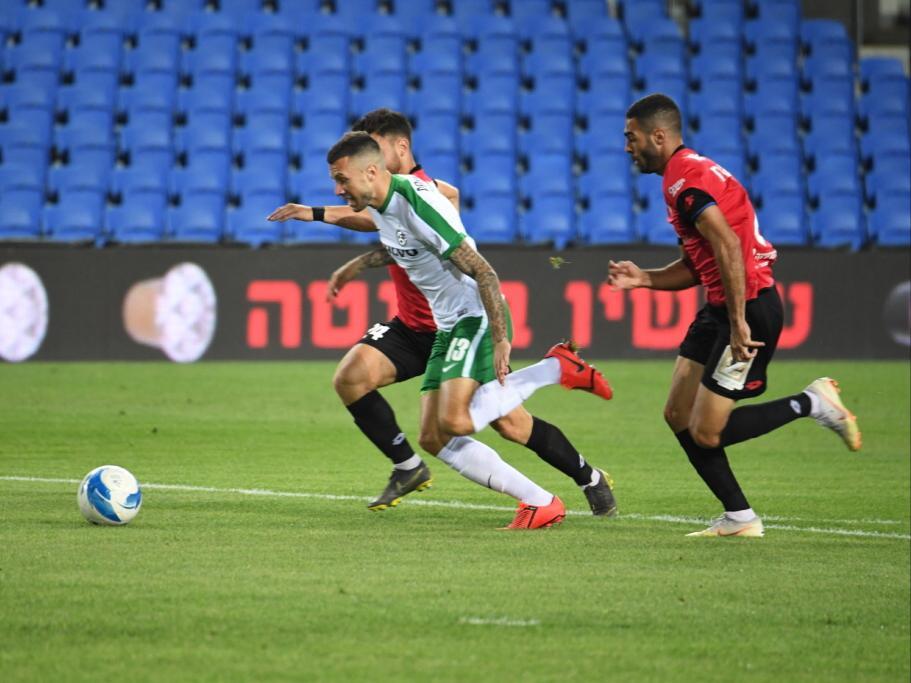 Hadera - Maccabi 2:0