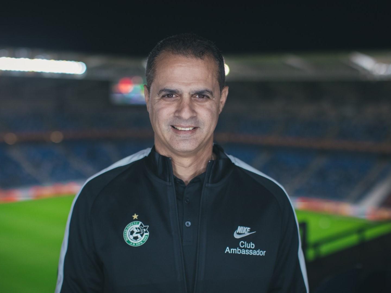 חרזי ימונה כמאמן זמני של הנוער