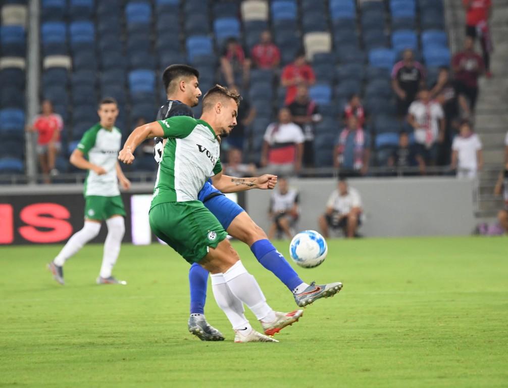 Maccabi - Be'er Sheva 0:1