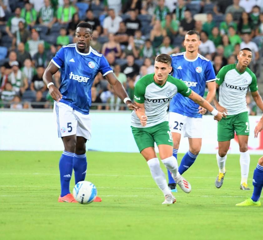 Maccabi - Strasbourg 2:1