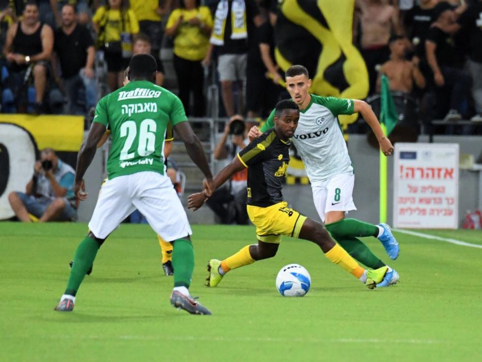 Maccabi defeats Netanya 3:0