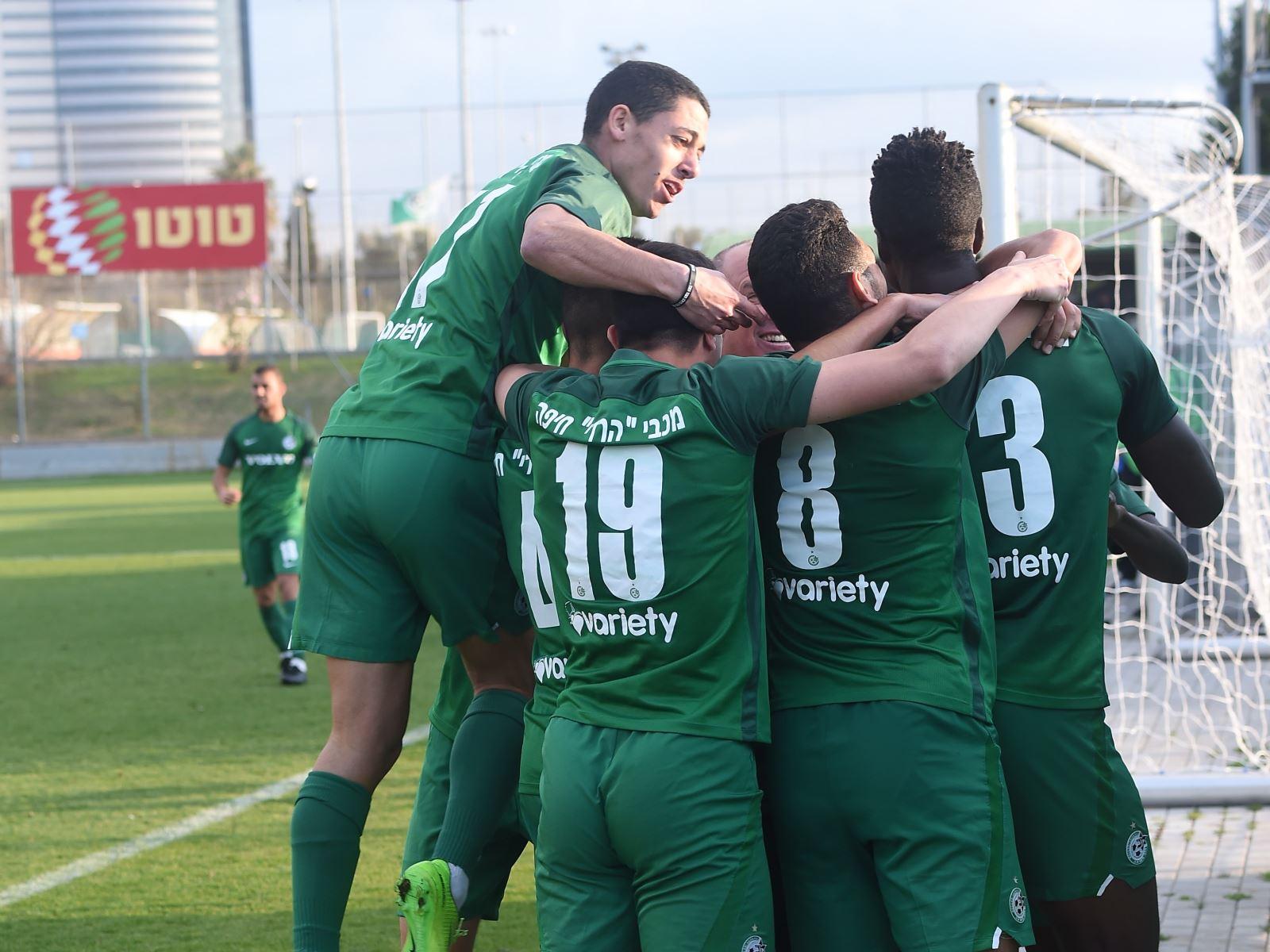 הנוער ניצחו 1:3 בהארכה את טוברוק