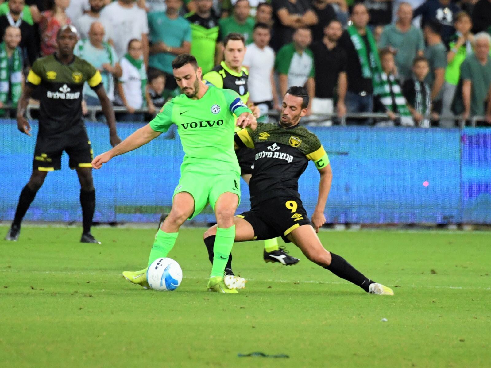 Maccabi - Beitar 3:1