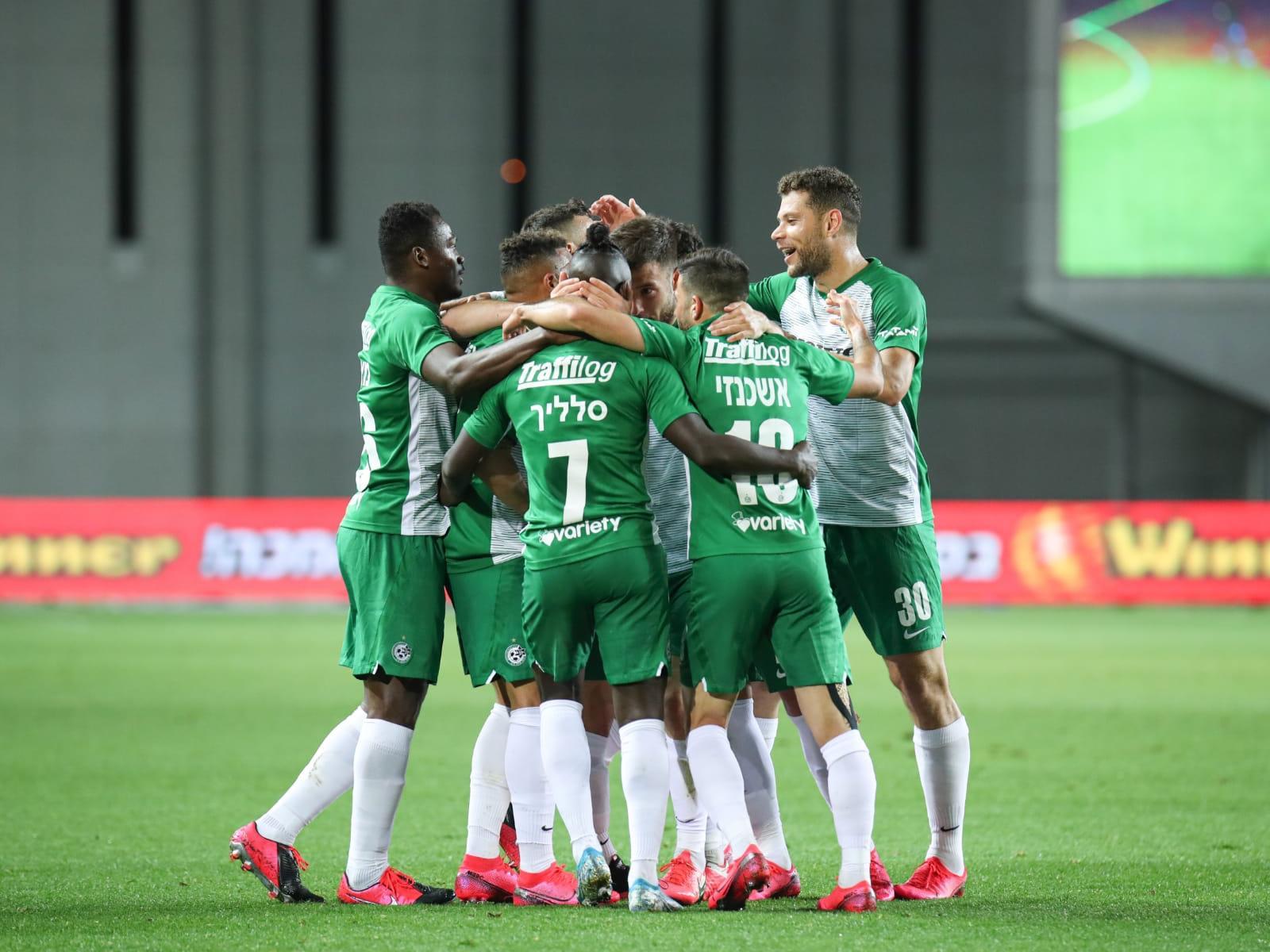 Maccabi defeats Be'er Sheva 4:0