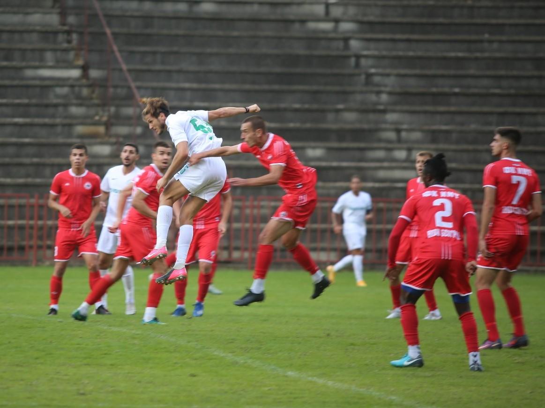 תקציר המשחק מול פ.צ בלגרד