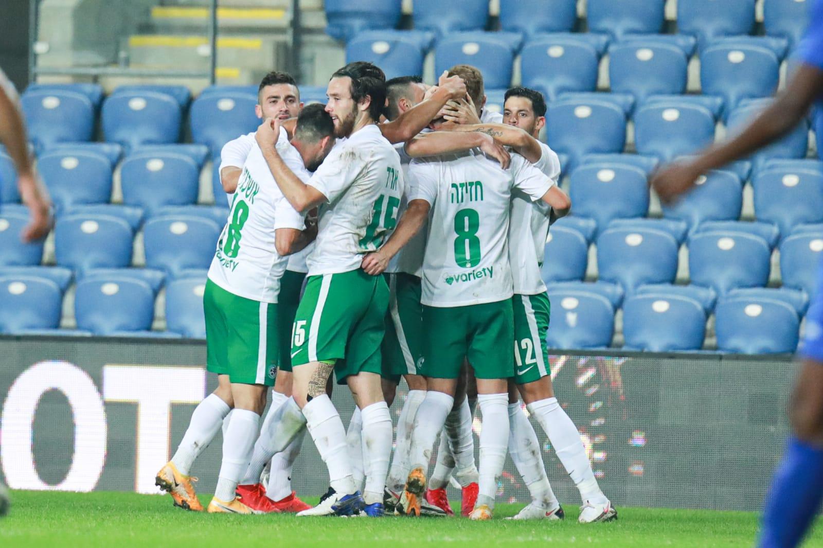 Maccabi wins 1:2 at Petach Tikva