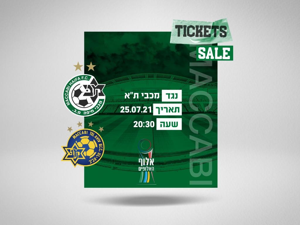 מכירת הכרטיסים לאלוף האלופים פתוחה לקהל הרחב