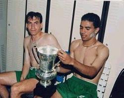 התנחמו בגביע. רביבו וברקוביץ לא זכו באליפות אבל את הגביע הם לקחו