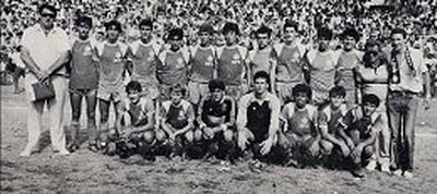 מכבי חיפה אלופת 198384