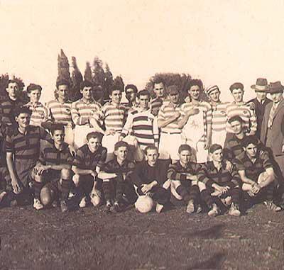 maccabi haifa in 1925