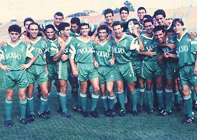 """The team that won the double""""-1991"""""""
