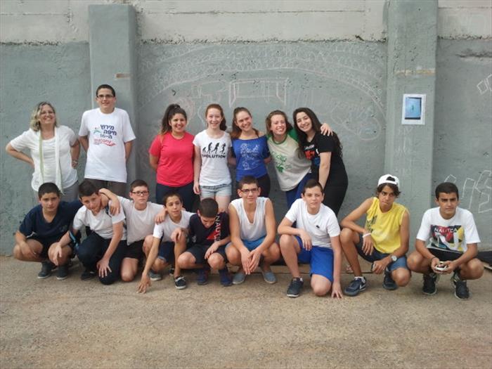 מכבי חיפה ורשות הצעירים מאי 2013