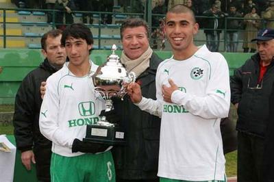 הגביע הכי יוקרתי של קבוצות נוער מישראל- מקום שלישי לפני שנתיים