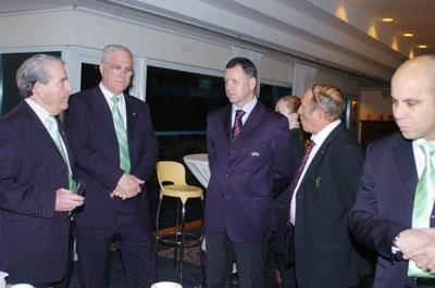 באירופה מכירים את הנשיא החיפני ואת הישגי קבוצתו
